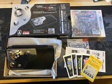 EUROPE Nintendo 2DS LL XL Liquid Metal Slime Edition Console Dragon Quest XI