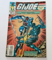 G.I. Joe #150 Marvel Comics 1994, Snake Eyes vs Cobra Commander