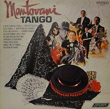 "MANTOVANI TANGO - BLEU TANGO - ORANGE NOM DU VENDEUR 12"" LP (P504)"