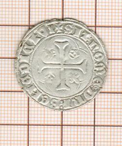 Charles VII White To The Crown 1ère Em PT 6ème = Tricks, Flan Large