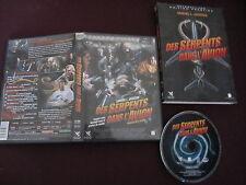 Des serpents dans l'avion de David R. Ellis avec Samuel L. Jackson, DVD, Horreur