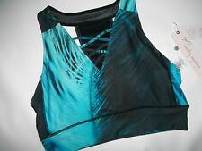 Nanette Lepore Fitness Yoga Pluma Cordones Corto Active Blusa para Dama Pequeño