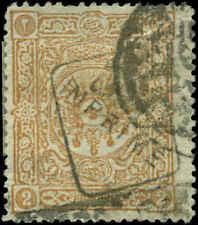 Turkey Scott #P28 Used  Newspaper Stamp