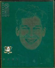 Paul Kariya 1997-98 Donruss Studio '97 Silhouettes Insert Card #5 NM 8x10