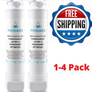 2 Pack Frigidaire EPTWFU01 Pure Source Ultra II Refrigerator Water Filter