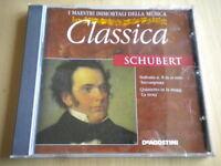 SchubertCDNUOVO maestri classica sinfonia 8 incompiuta quintetto la trota