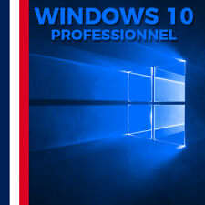 • WINDOWS 10 PROFESSIONEL OEM - WINDOWS 10 PRO OEM - LICENCE 1 PC •
