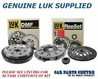 FOR FORD TRANSIT 2.2TDCI LUK DUAL MASS FLYWHEEL CLUTCH KIT MK7 115 140 6 SPEED