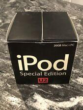 U2 Special Edition 4th Generation Apple iPod Classic Bundle