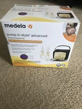 Medela In Style Advanced Double Breastpump with Accessories *No Bottles