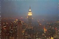 B32435 The Observation Roof a Top the RCA Building New York     usa