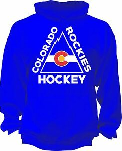 Colorado Rockies Defunct NHL Old Time Hockey T Shirt New handmade Hoodie fan