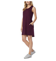 32 Degrees Women Sleeveless Dress With Side Pockets