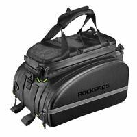 RockBros Cycling Bag Rear Carrier Bag Rack Pack Trunk Pannier Bicycle Bag BG