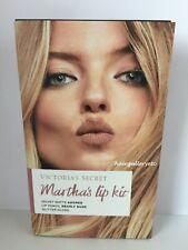 Victoria's Secret Martha's  Lip Kit Angel Lip Kit Lip Pencil Gloss 3 pc kit