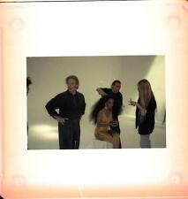 265G DIANA ROSS  CANDID Harry Langdon 35mm COLOR Negative w/rights