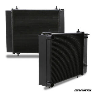 60mm HIGH FLOW ALLOY RADIATOR RAD FOR LAND ROVER DISCOVERY DEFENDER 200 300 TDI
