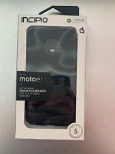 Incipio Case for Motorola E4 (Black)