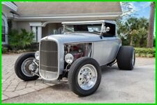 1932 Ford Model A Independent Suspension / Leather Interior