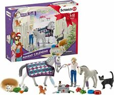 More details for schleich - horse club advent calendar 2020 (98269) 24 windows to open *new*