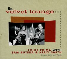 LOUIS PRIMA WITH SAM BUTERA & KEELY SMITH  jump jive an' wail