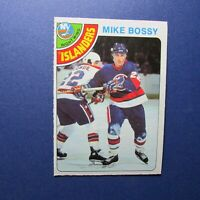 MIKE BOSSY  1978-79  O-Pee-Chee OPC  # 115 RC  New York Islanders MINT !  78-79