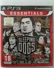 Sleeping Dogs. Ps3. Fisico. Pal España