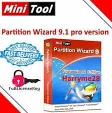 Serial para MiniTool Partition Wizard Professional v9.1 Final