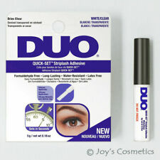 DUO Quick-Set Strip Lash Adhesive White/Clear 5g