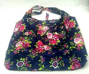 Lovely Reusable Shopping Bags Foldable Shopper Roll-Up Strong Tote Bag