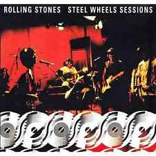 ROLLING STONES - STEEL WHEELS SESSIONS (1 CD TRIFOLD DIGIPACK COVER)