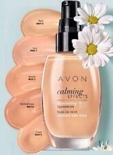 AVON Calming effects Foundation Nude  für empfindliche Haut 30ml