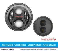 JW Speaker 8700 Evo J2 Series LED Headlights w/ Turn Signals (Carbon Fiber)