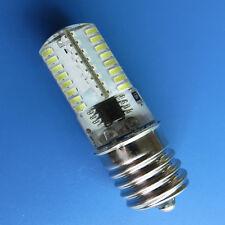 1x E17 C9 Intermediate Light Microwave LED White bulb 64-3014SMD120V Dimmable