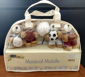 KIDSLINE Sports Bears Football Soccer Baseball Basketball Musical Mobil - New