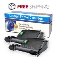 2PK TK-1112 Black Toner Cartridge For Kyocera Ecosys FS-1040 1020 1120 MFP