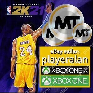 NBA2k21 MyTeam Xbox Next/Current Gen 100K MT  **INSTANT DELIEVERY - playeralan**
