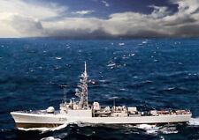 HMCS GATINEAU -  LIMITED EDITION ART (25)