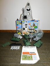VINTAGE TOY US ARMY  HILL TOP ALPHA  ACTION PLAYSET IN BOX NEVER PLAYED WITH