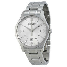 Victorinox Swiss Army Alliance Silver Dial Mens Watch 241476