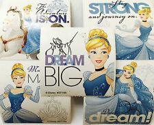 10 Disney Princess Glitter Cinderella Stickers Party Favors  Teacher Supply