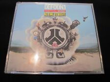 Defqon-1-Festival 2010 No-Time-to-Waste 2 CD Defqon DNA0 NEW CASE!!!!!