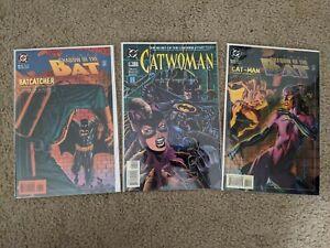 Batman: Secret Of The Universe #1-3 (Complete Set) NM/MT