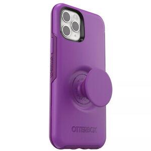 Otterbox iPhone 11 Cover Pro Otter Pop Symmetry Case Socket Series Drop 5G Back