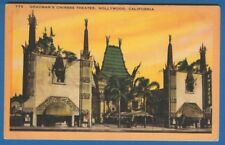 Grauman's Chinese Theater, Hollywood, California - Linen PC