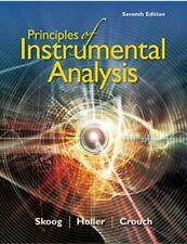 Principles of Instrumental Analysis by Holler, Skoog, Crouch 7ed Int'l Paperback