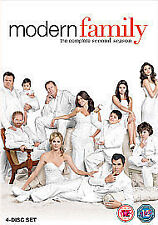 Modern Family: The Complete Second Season DVD (2011) VGC With Dust Cover