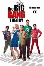 The Big Bang Theory Season 11 (DVD) NEW RELEASE! FREE SHIP- 2018