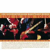 Joe Jackson - Summer In The City: Live In New York (2017)  CD  NEW  SPEEDYPOST