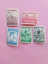 POSTZEGELS - STAMPS - TIMBRE-  BELGIQUE - BELGIE JAAR 1950 Nr.827/31 * (ref.750)